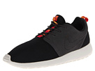 Nike - Roshe Run (Black/Black/Pink Foil/Dark Charcoal)