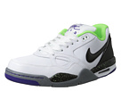 Nike - Flight '13 (White/Anthracite/Electro Purple/Black)