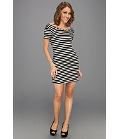 Gabriella Rocha - Karee Stripe Fitted Dress