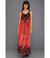 Gabriella Rocha - Karol Diamond Print Maxi Dress