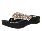 Gypsy SOULE - Brenda Wedge (Black)