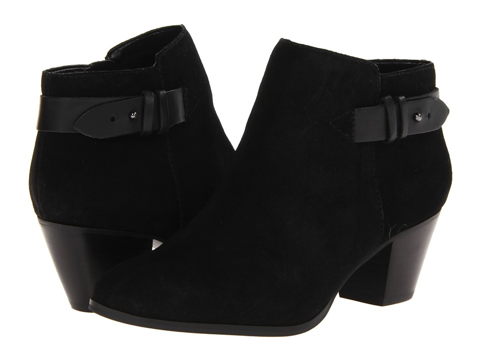 GUESS - Veora (Black Multi Suede) Women