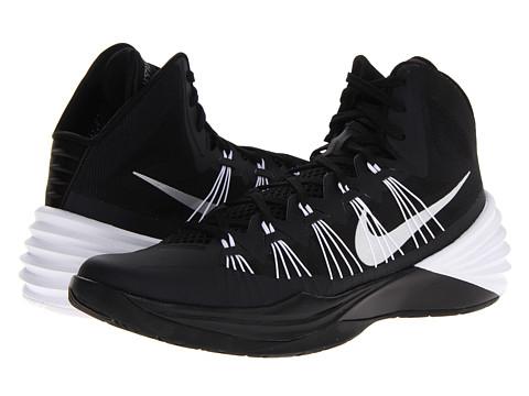 Nike Hyperdunk 2013 Tb Black Matte Silver White Metallic ...