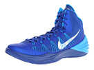 Nike - Hyperdunk 2013 TB (University Blue/Ice Blue/White/Metallic Silver)