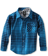 Volcom Kids - Donner L/S Button Up (Big Kids)