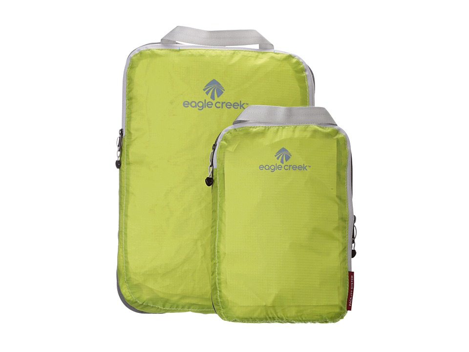 Eagle Creek - Pack-Ittm Specter Compression Cube Set (Strobe Green) Wallet