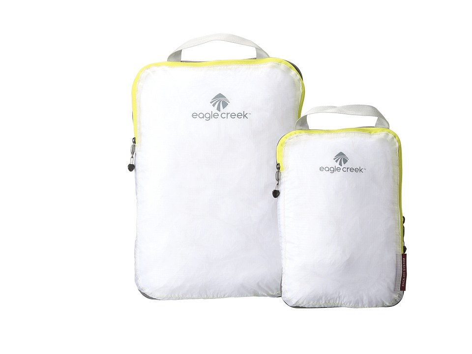 Eagle Creek - Pack-It Specter Compression Cube Set (White/Strobe) Wallet