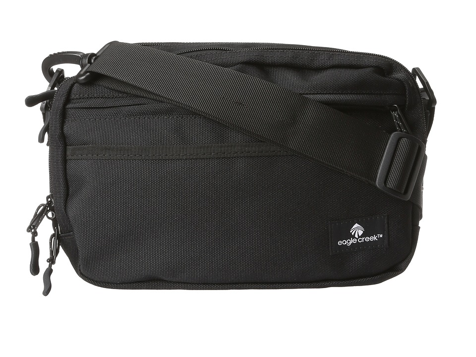 Eagle Creek - Heritage Side Trek (Black) Bags
