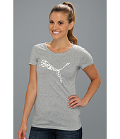 PUMA - Faas Heathered Graphic Tee