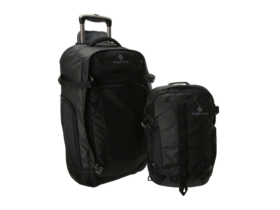 Eagle Creek - Exploration Series Switchback 26 (Black) Luggage