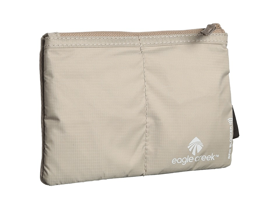 Eagle Creek - RFID Blocker Hidden Pocket (Tan) Wallet