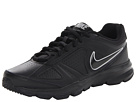 Nike - T-Lite XI (Black/Dark Grey/Metallic Silver)