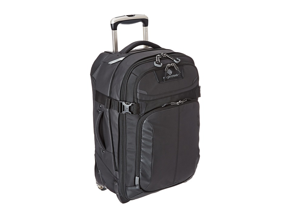Eagle Creek - Exploration Series Tarmac 22 (Black) Luggage