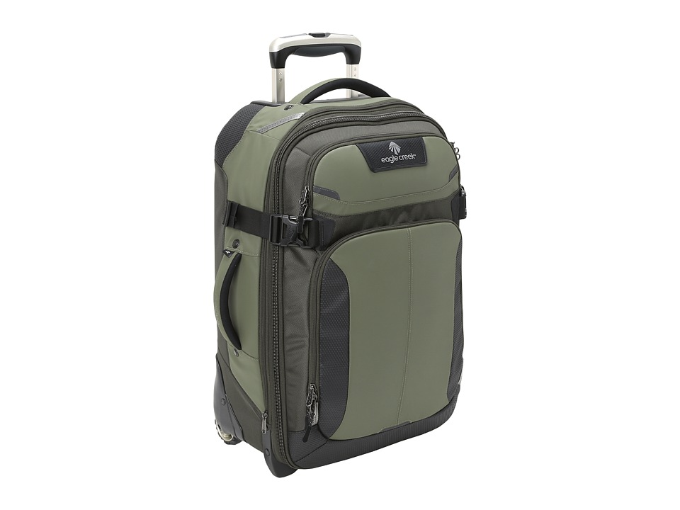 Eagle Creek - Exploration Series Tarmac 22 (Olive) Luggage