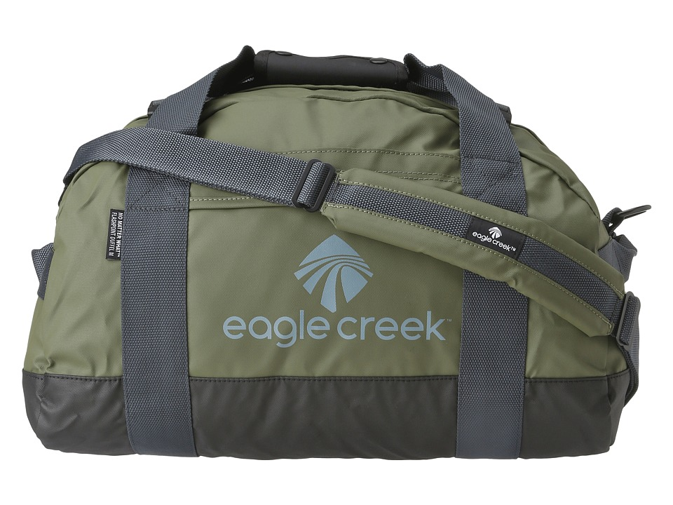 Eagle Creek - No Matter What Flashpoint Duffel S (Olive) Duffel Bags