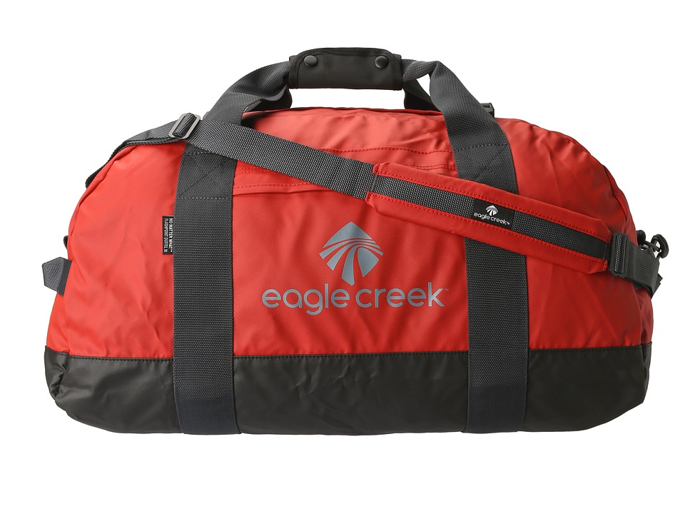 Eagle Creek - No Matter What Flashpoint Duffel M (Red Clay) Duffel Bags