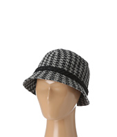San Diego Hat Company - CTH3632 Knot Houndstooth Cloche