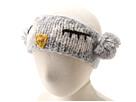San Diego Hat Company Kids KNK3246 Sleeping Owl Pom Headband Hat
