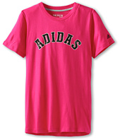 adidas Kids - Arched Clima Pill S/S Tee (Little Kids/Big Kids)