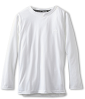 adidas Kids - Climalite Long-Sleeve Tee (Little Kids/Big Kids)