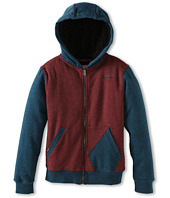 Volcom Kids - Higgens Lined Full Zip Fleece (Big Kids)