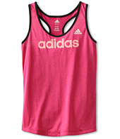 adidas Kids - Heather Crush Tank (Little Kids/Big Kids)