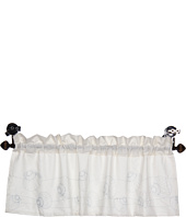 Harbor House - Crystal Beach Window Valance