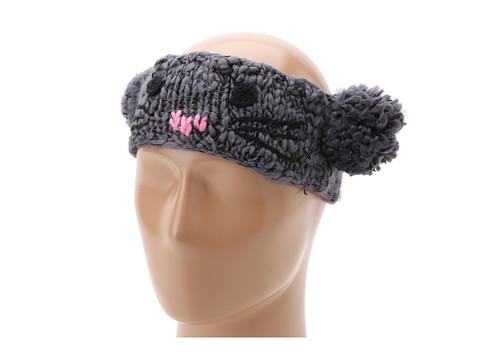 San Diego Hat Company KNH3240 Cat Pom Headband