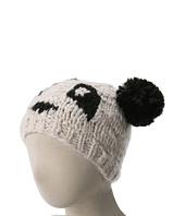 San Diego Hat Company Kids - KNK3256 Panda Pom Beanie Hat (Little Kids)