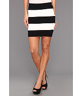 Type Z - Kamea Stripe Spandex Skirt