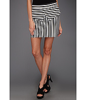 Type Z - Kandace Striped Skirt