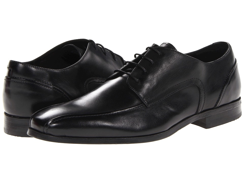 Florsheim Jet Bike Toe Oxford (Black) Men