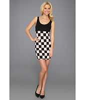 Type Z - Keiba Checker Print Dress