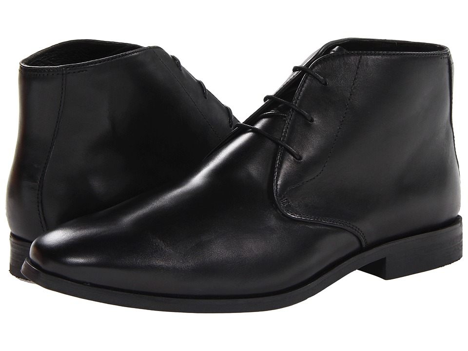 Florsheim Jet Chukka Boot (Black) Men