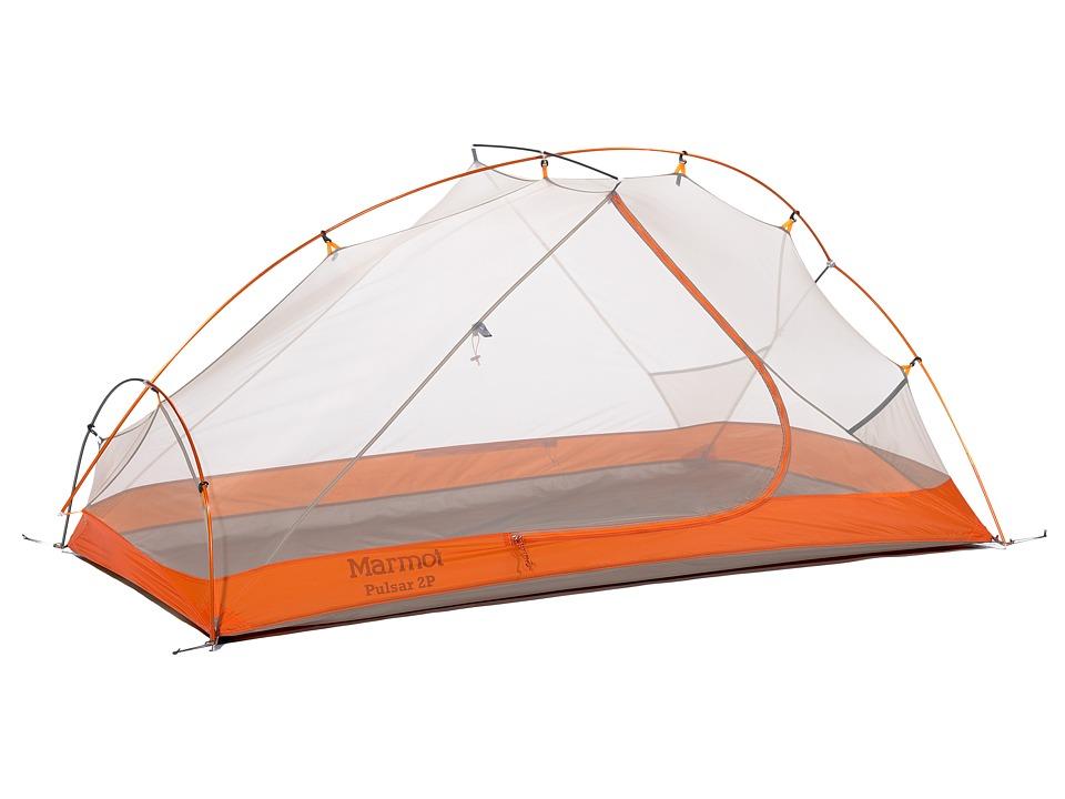 Marmot Pulsar 2P Tent Vintage Orange Outdoor Sports Equipment