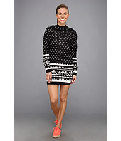 adidas Originals - Patterned Hoodie Dress