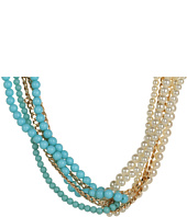 Brigitte Bailey - Multiple Strand Beaded Necklace