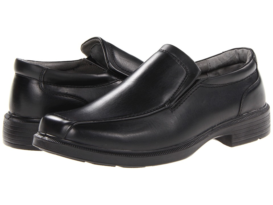Deer Stags - Greenpoint (Black) Mens Slip on  Shoes