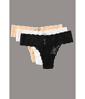 Cosabella - Never Say Never Bootie Thong 3 Pack