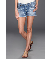 Big Star - Remy Low Rise Cutoff Shorts in Scatter