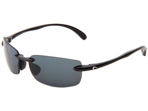 Costa Ballast 580 Plastic - Black/Gray 580 Plastic Lens
