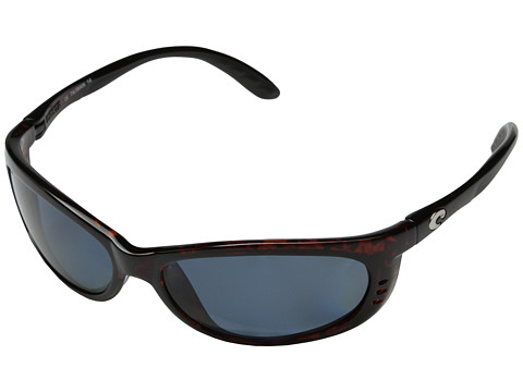 Costa Fathom 580 Plastic - Black/Gray 580 Plastic Lens