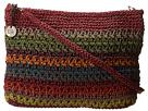 The Sak Classic Minis 3-in-1 Clutch (Gypsy Stripe)