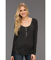 Free People - Shell Stitch Henley F508U419A