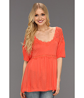 Free People - Retro Babydoll Top