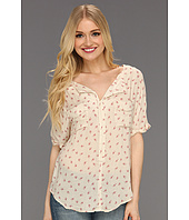 Free People - Printed American Pie Top