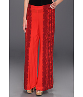 Free People - Printed Wide Leg Pant