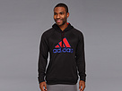 adidas - Ultimate Hoodie - Graphic (Black/Collegiate Royal)
