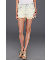Free People - Dolphin Hem Denim Cutoff Short