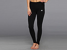 adidas - Sequencials Long Brushed Tight (Black)